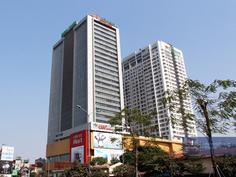 Dự án Mipec Tower