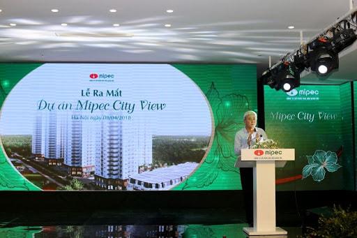 Lễ ra mắt dự án Mipec City View