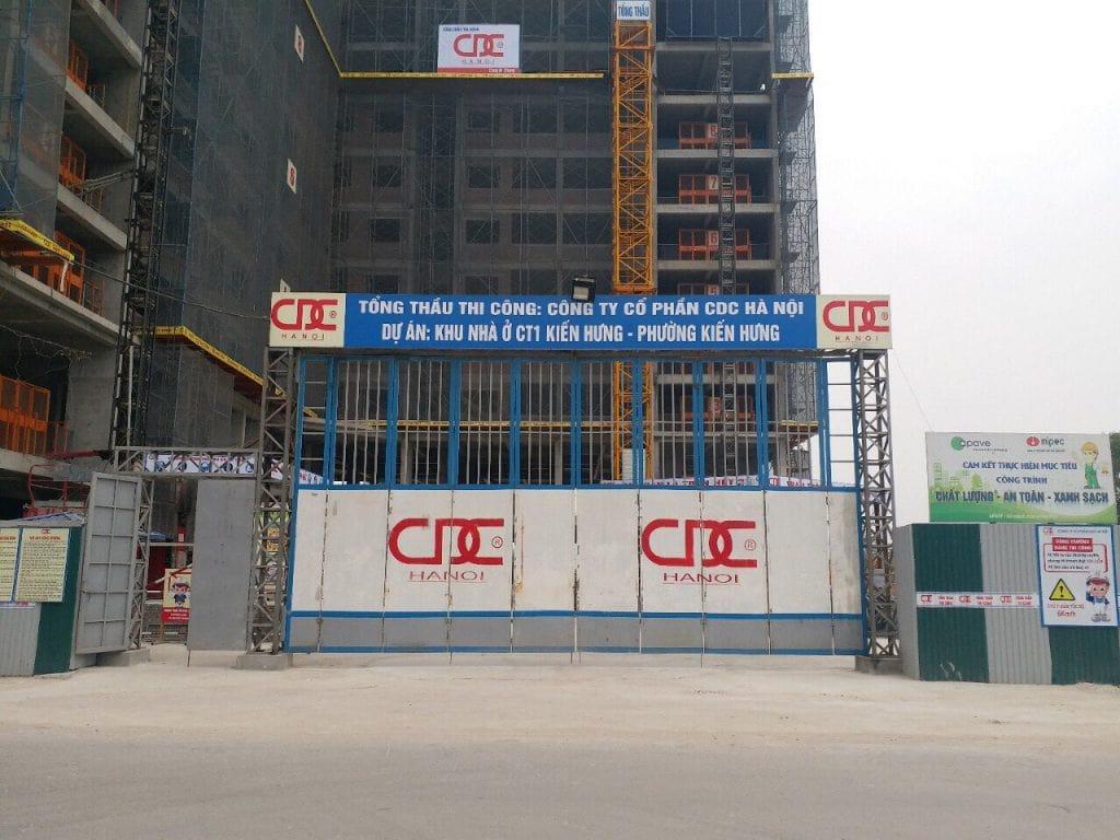 Tiến độ dự án Mipec City View