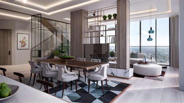 Có nên đầu tư căn hộ Penthouse hiện nay