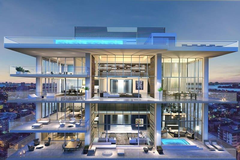 Lịch sử hình thành căn hộ Penthouse